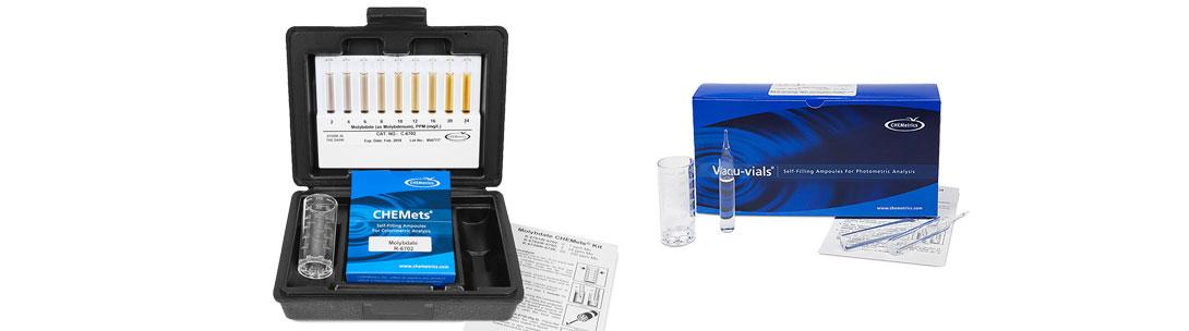 Molybdate Test Kits