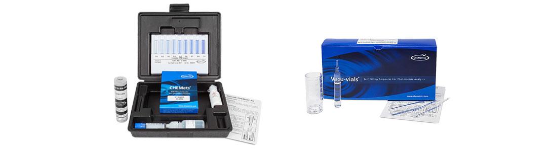 Cyanide (free) Test Kits