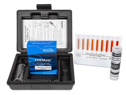 Hydrogen Peroxide Kits
